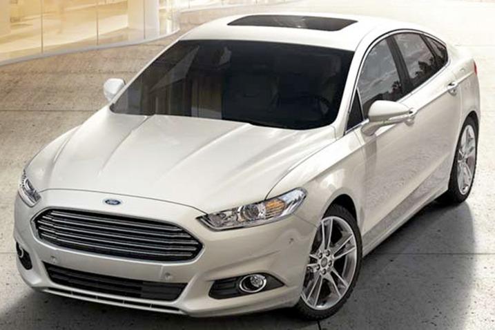 2013 Ford Fusion Lane Keeping