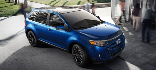 2013 Ford Edge Features Review