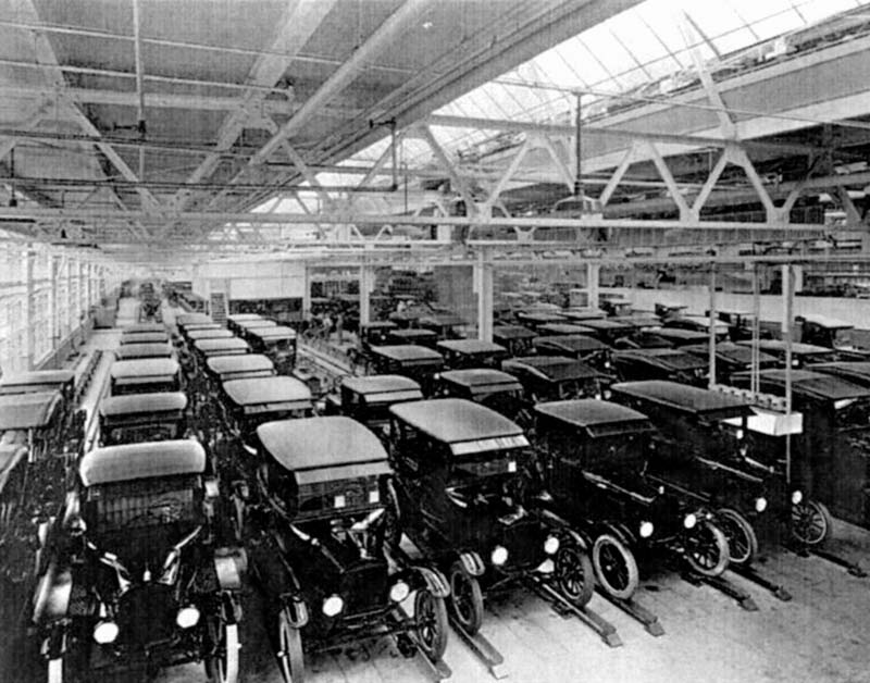 1bc48e9b Ford Model T History Happy 104th Birthday Ford Model T, from your friends  at North Brothers ...