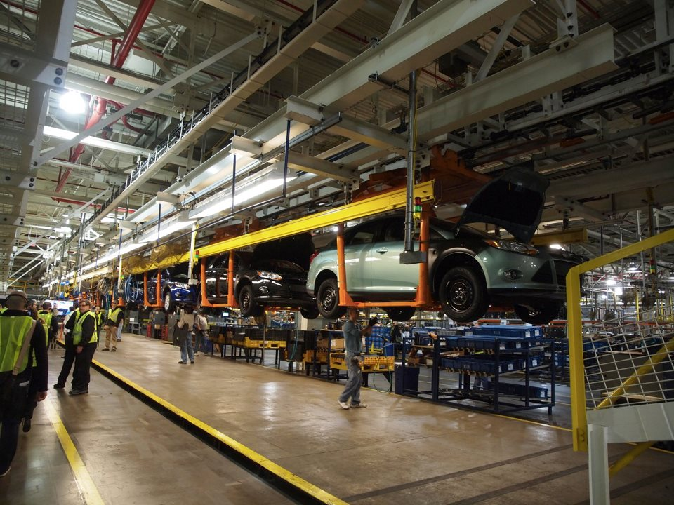 jobs at ford in michigan