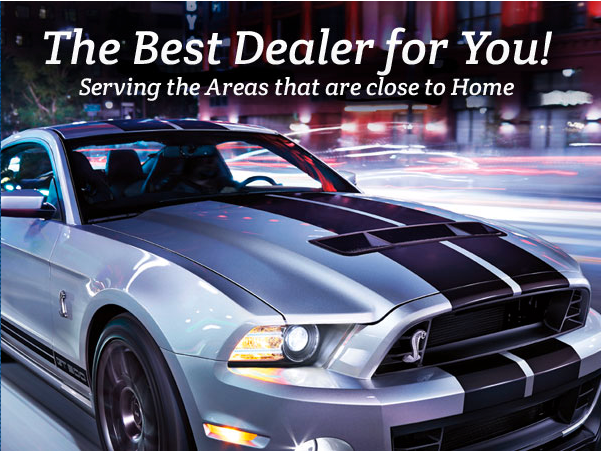 Dearborn Heights Ford Dealership