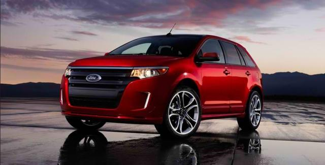 Cheapest Vehicle to Insure - Ford Edge