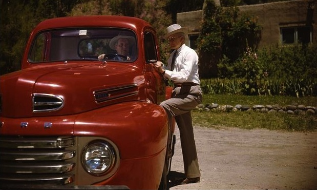 Ford Motor Company Celebrating 65 Years Of The F Series