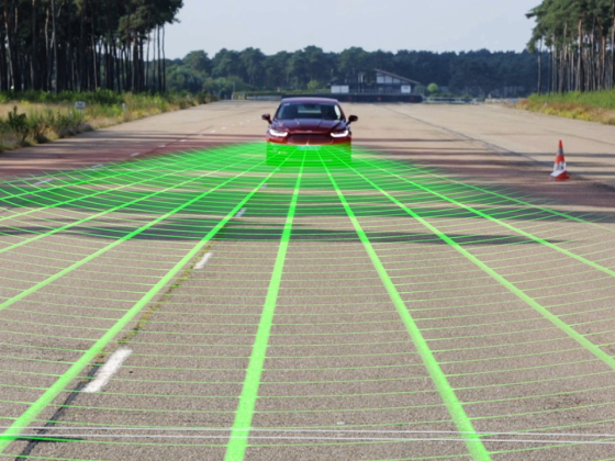 Ford's Pre-Collision Assist with Pedestrian Detection Helps Prevent Accidents