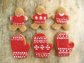 Creative Christmas Cookie Decorating Designs